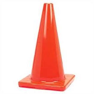 Traffic Cone Orange