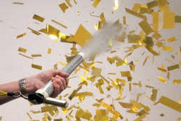 Confetti Launcher Handheld CO2