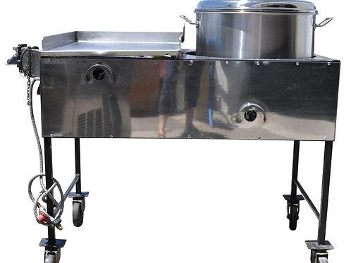 BBQ Grill REZ Rental