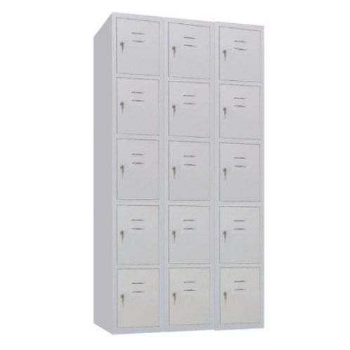 Locker 15 Door Cabinet