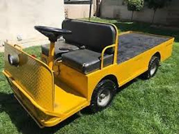 Utility Cart Electric