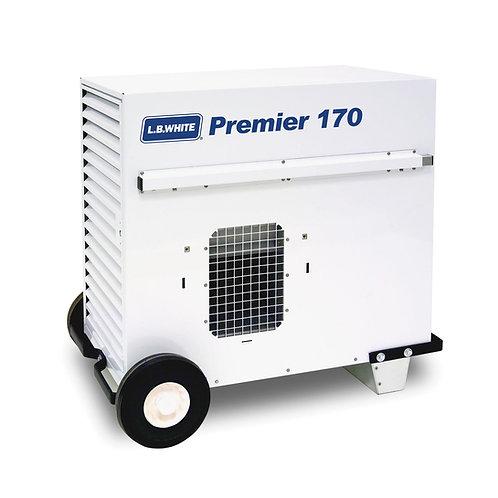 Heater LB White 170
