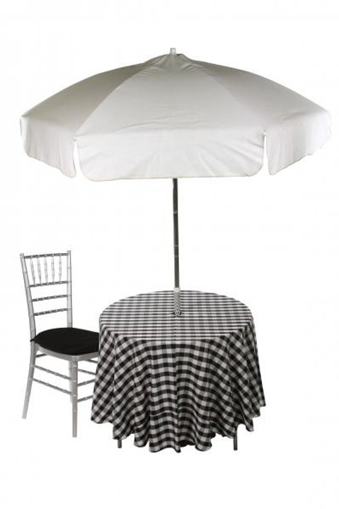 Umbrella Table