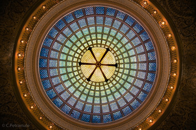Chicago Culture Center Dome