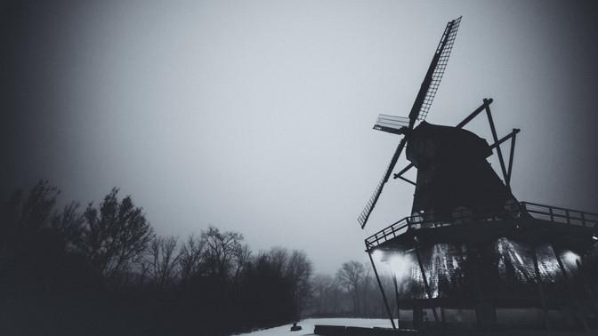 Batavia Windmill