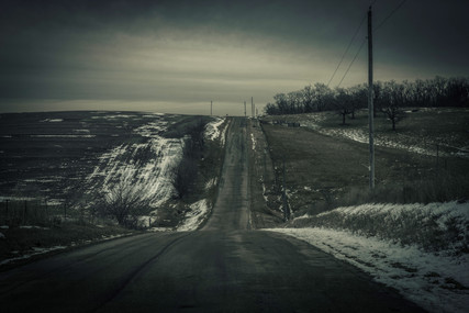 wisconsin dirt road