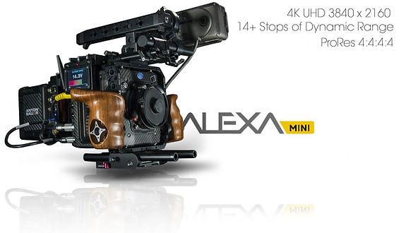 Alexa Mini Package