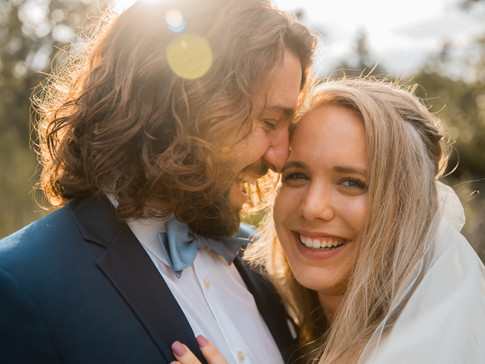 POST-WEDDING PHOTOS // Jess + Jake