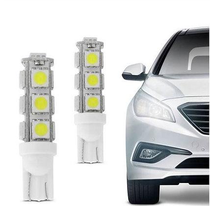 LED LAMP T10 12V 13 LEDS SMD BR (2 UN) - MX2120BR