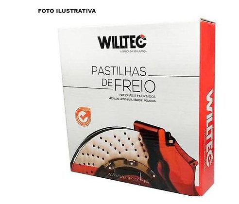 Pastilha de Freio -Virtus / Polo