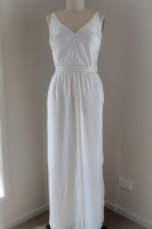 WW, Silk Georgette skirt (With Pockets) size 12