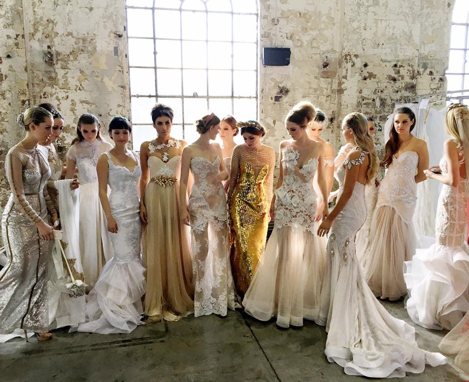 Shane McConnell Couture Trunk Show Sample Sale