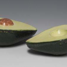 #125 & 125 Avocado Set