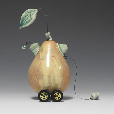 #91 Skating Pear