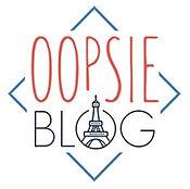 Logo Oopsie blog