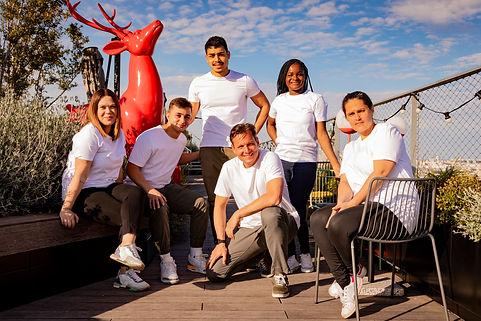L'équipe du Laho Rooftop