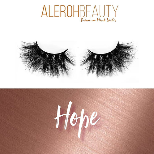 """Hope"" 3d Mink Lashes"