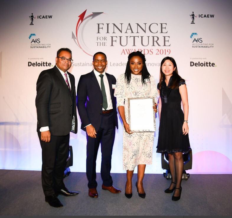 Finance for the Future Awards 2019