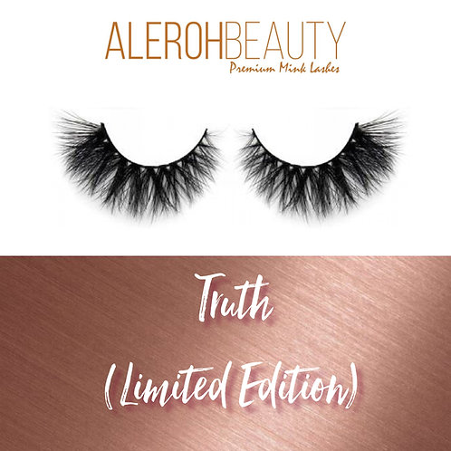 """""""Truth"""" 3d Mink Lashes"""