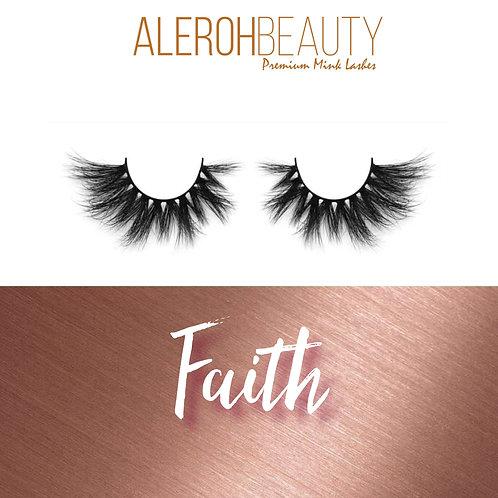 """""""Faith"""" 3d Mink Lashes"""