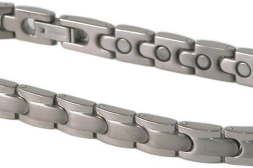 SBP6633 Stainless Steel Silver & Gold Magnetic Bracelet