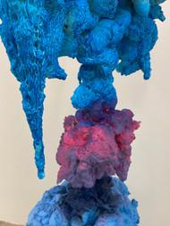 Totem, blue