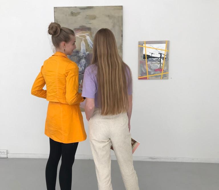 Kunstners sommerudstilling 2019