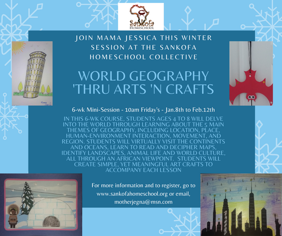 World Geography through Arts