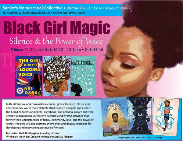 Black Girl Magic 1 & 2