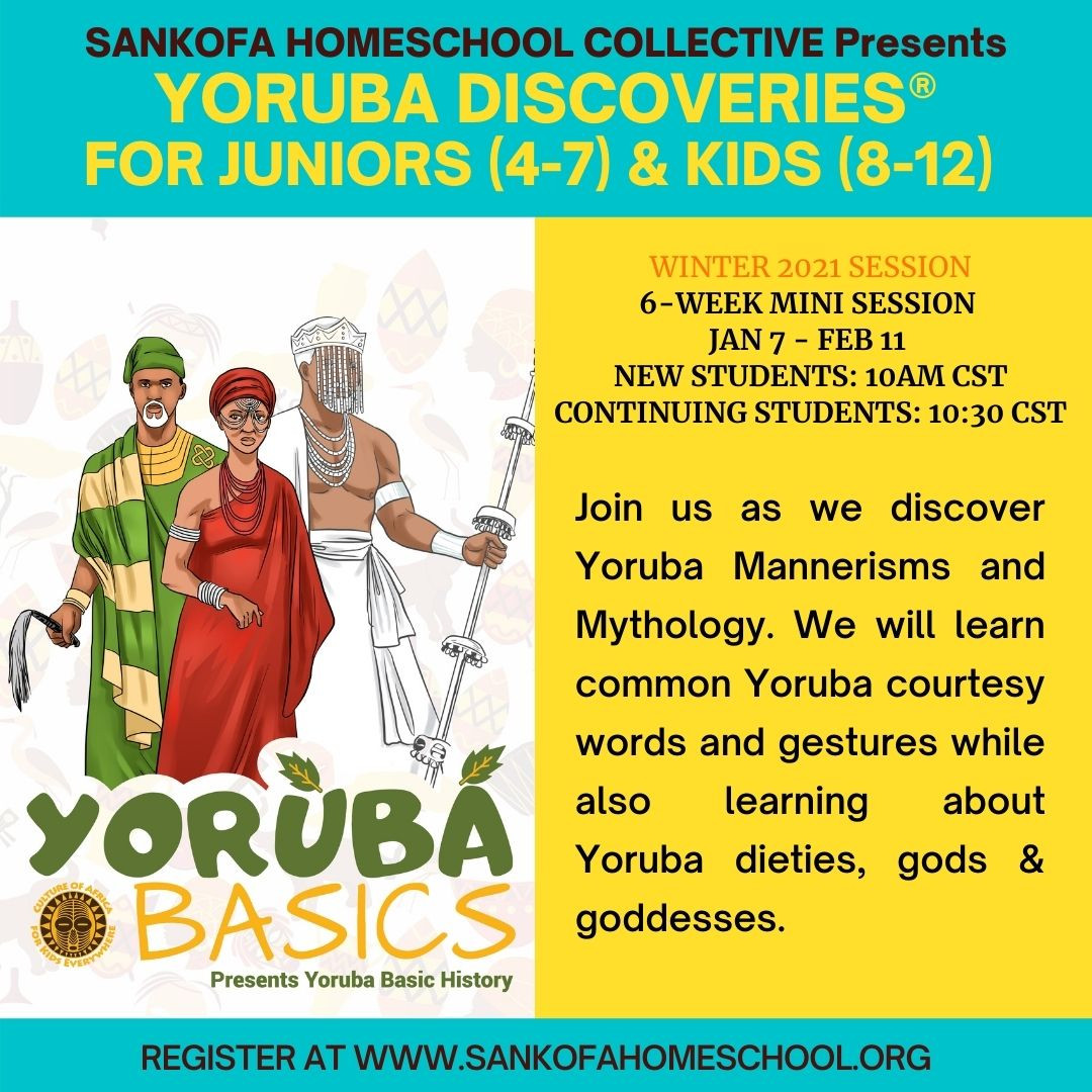 Yoruba Studies (African Language)