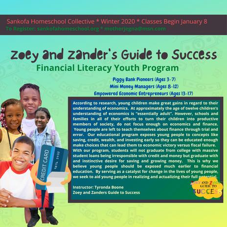 Financial Literacy Classes