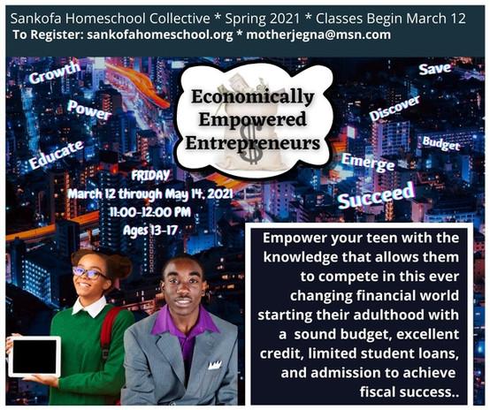 Economic Empowered Teens