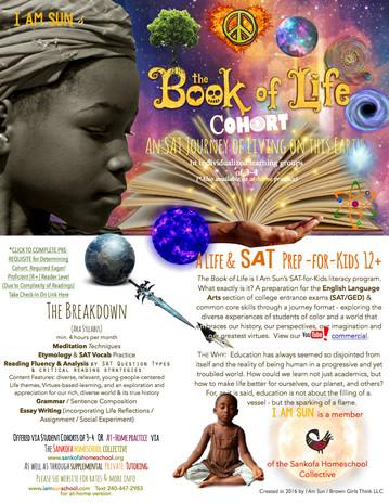 Book of Life SAT Prep