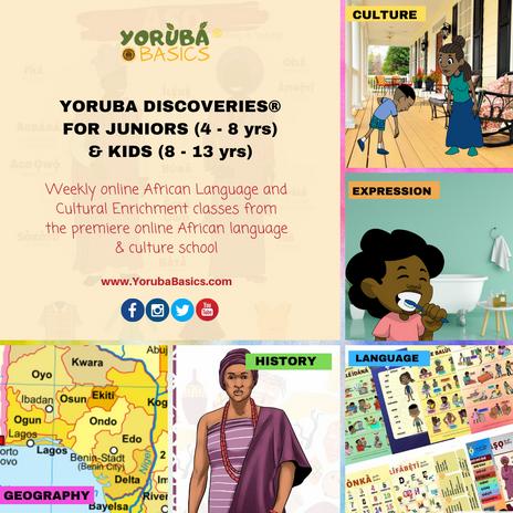 Yoruba Basics