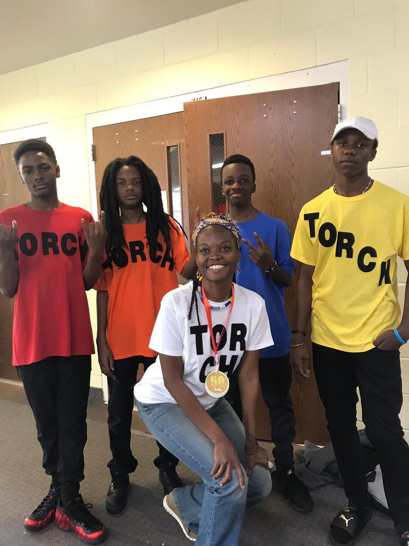 Team Torch & Coach