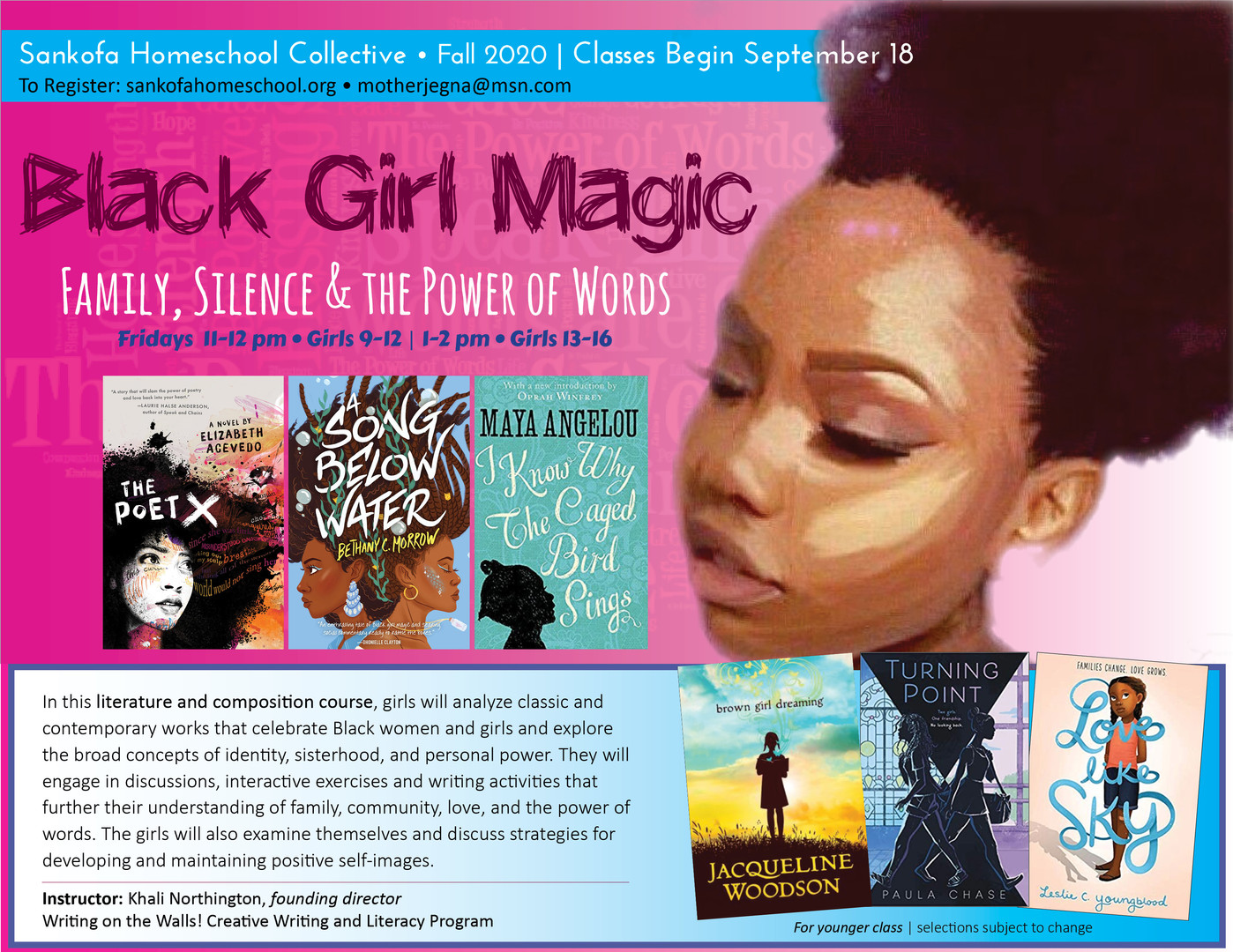 Black Girl Magic - Literature