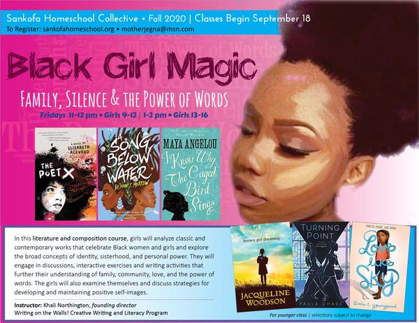 Black Girl Magic - Literature