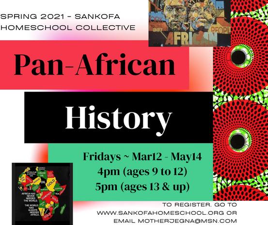 Pan African History