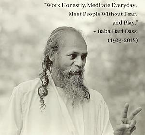 _Work Honestly, Meditate Everyday, Meet