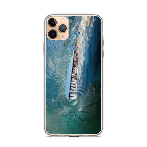 Rosarito Beach Pier - iPhone Case