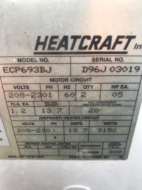 HEATCRAFT - ECP693BJ