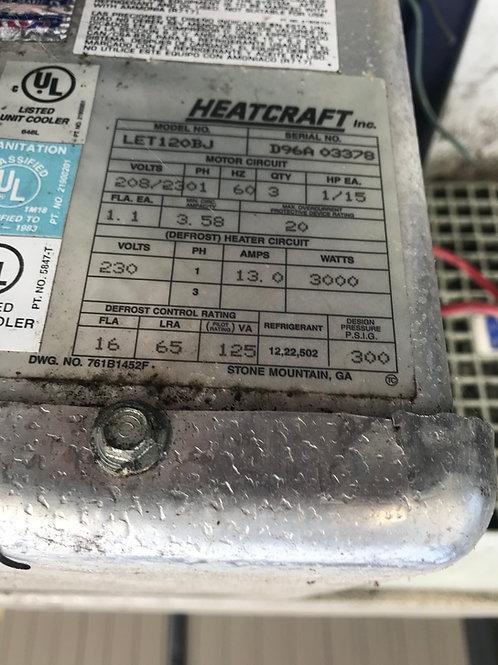 HEATCRAFT - LET120BJ