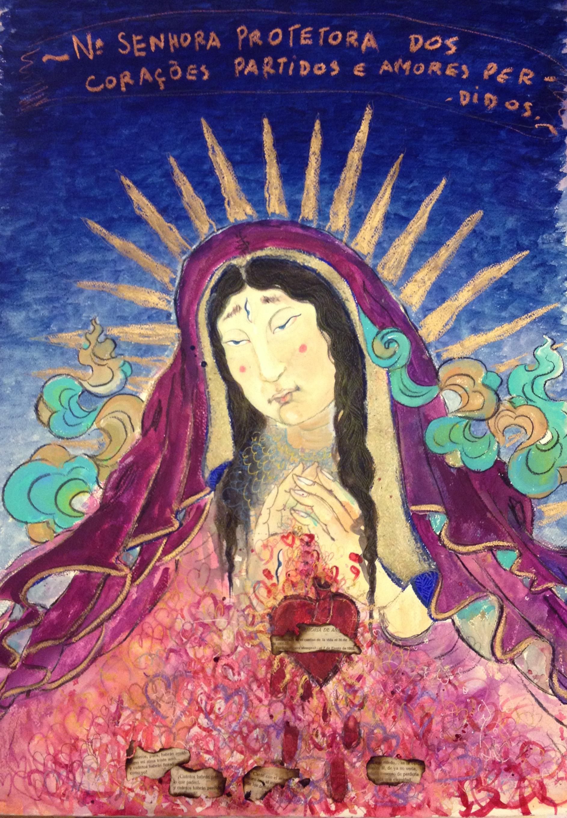 Nsa Senhora Protetora dos Corações Partidos e Amores Perdidos