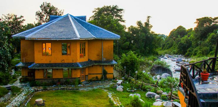 Cottage Dharamsala Mystic Art Retreat