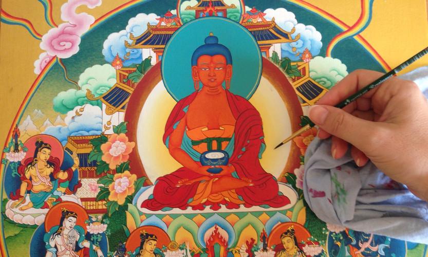 Amitaba Amithaba