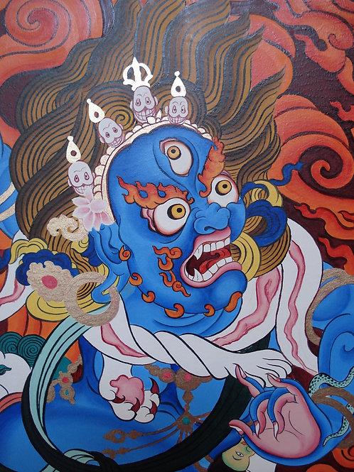 Wrathful Deities