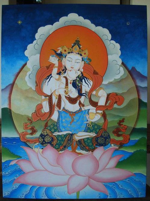 Bodisatvas (Vajrasatva, Padmasambhava...)
