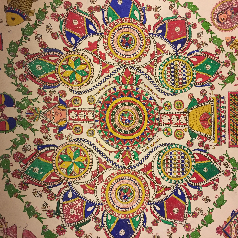 09 Mural at Craft Museum