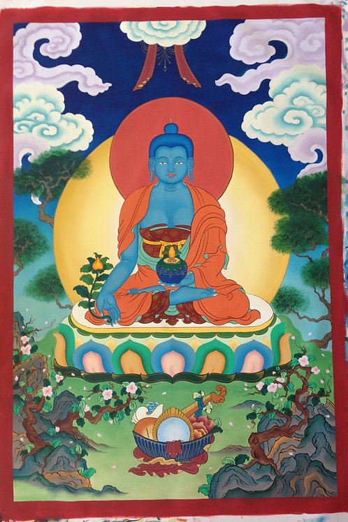 Budas and Masters