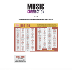 MUSIC CONNECTION HOT 100
